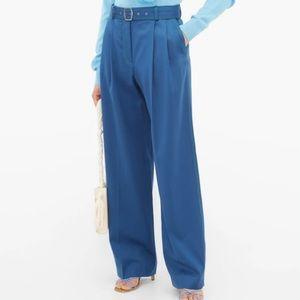 Sies Marjan Blanche wool wide-leg pants
